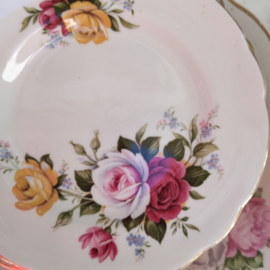 Royal Sutherland - Bone China - Gebaks bordje