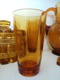 Glas - Maastricht - Carnavalsglas - Amber