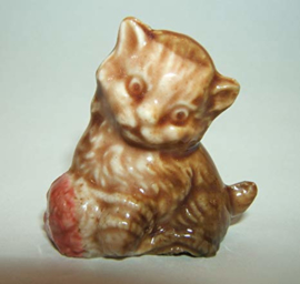 Wade Whimsies Kitten 1971