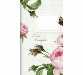 Redoute  - notitieboekje - 15 cm