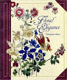 The Floral Elegance Photograph Album