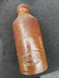 Bierfles Steegoed omstreeks 1900