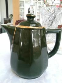 Apilco - koffiepot- 19 cm. groen