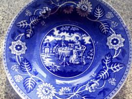 Societe Ceramique  diep bord  21 cm Teadrinker