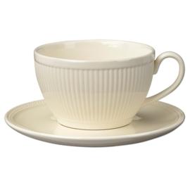 Wedgwood - Windsor - ontbijt / soep kop en schotel