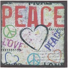 Koelkastmagneet Peace