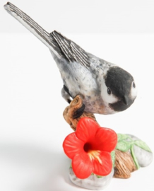 Franklin Mint - Black Capped Chickadee