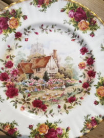 Royal Albert - Old Country Rose Cottage - Bord