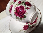 Colclough Bone China - Kop en schotel