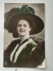 Ansichtkaart Edith Whitney