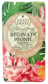 Nesti Dante zeep 250 gr. - With Love and Care - Regina di Peonie