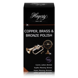 Hagerty Copper, Brass en Bronze polish