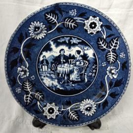 Societe Ceramique  wandbord  19 cm Teadrinker