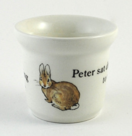 Wedgwood Peter Rabbit eierdop
