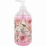 Vloeibare zeep in pomp 500 ml Pioenroos en roos
