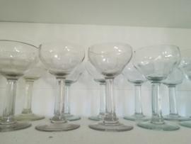 Horeca glazen jaren '30
