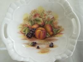 Aynsley Orchard - schaal met handvatten 20 cm