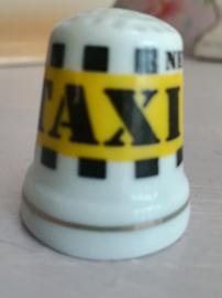 Vingerhoedje Taxi New York