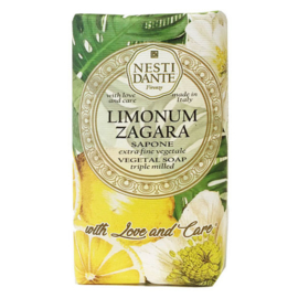 Nesti Dante zeep 250 gr. - With Love and Care - Limonum Zagara