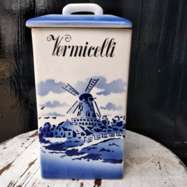 Voorraadpot Molen Vermicelli