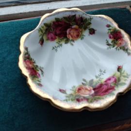 Royal Albert - Old Country Rose - Schaaltje Schelp vorm