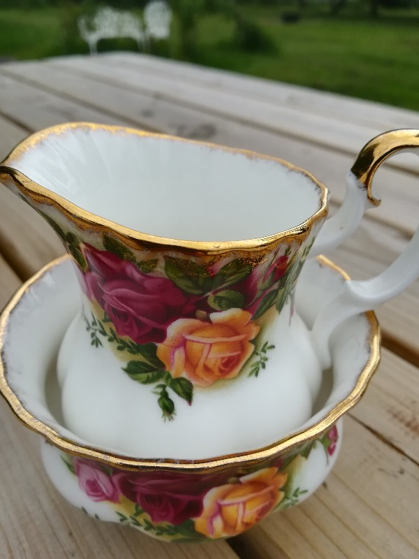 Royal Albert - Old Country Rose - Roomstel