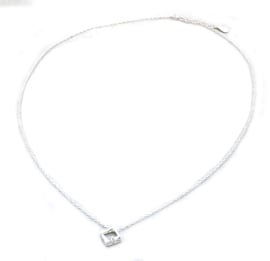 925 Sterling Silver Square with crystals