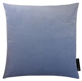 335 Kussen Velvet Old Blue 45x45