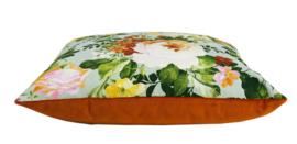 041 Kussen Fresh Flower Big Mint 45x45
