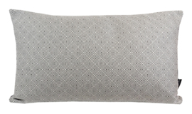 223 Jacquard Diamond Steel Grey 50x30