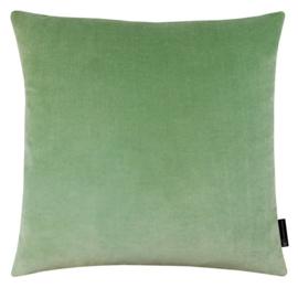 336 Kussen Velvet Mist Green 45x45