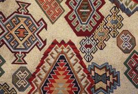 146 Kussen Aztecs 60x40