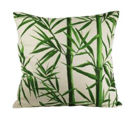 090 Kussen Bamboo 50x50