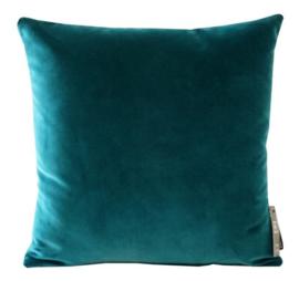 161 Kussen Velvet Cool Dark Green 5726 45x45