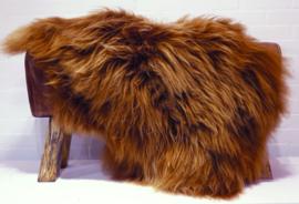 V06 Schapenvacht Ginger Brisa langharig