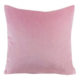 """211 Kussen Velvet """"Blushing Pink 2088"""" 60x60"""