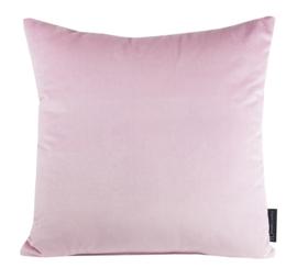 """189 Kussen Velvet """"Blushing Pink 2088"""" 45x45"""