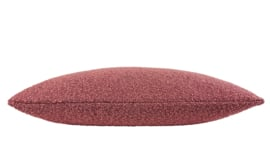303 Pillow Boucle Berry 50x30