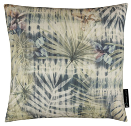 291 Pillow Leaves Tye Dye 50x50