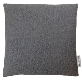 298 Pillow Boucle Antracite 50x50