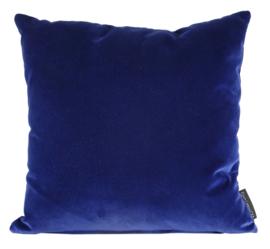 034 Kussen Velvet Night Blue 5560 45x45