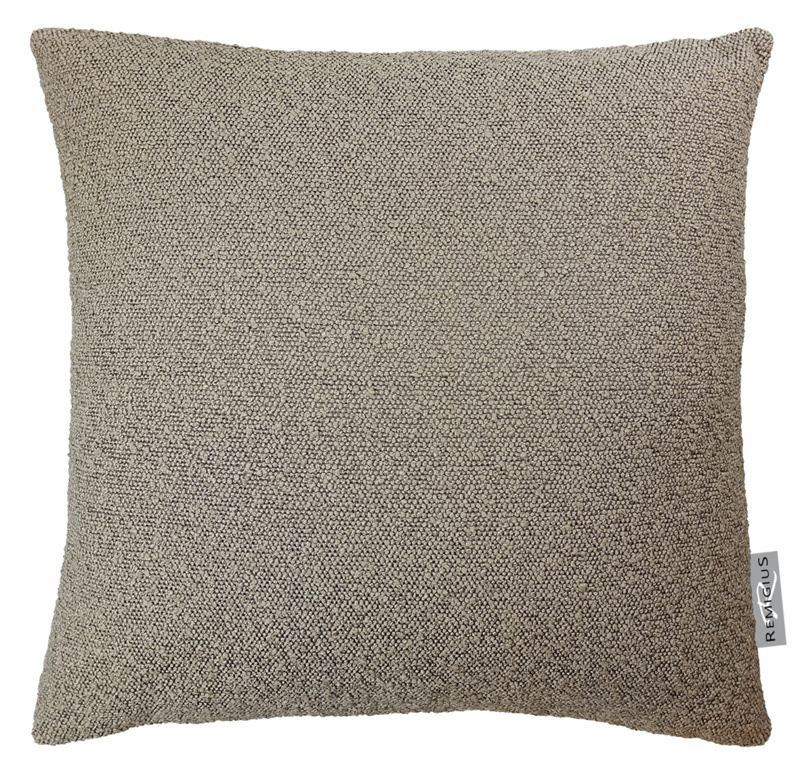 296 Pillow Boucle Taupe 50x50