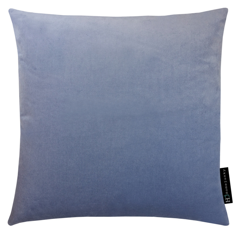 335 Küssen Velvet Old Blue 45x45