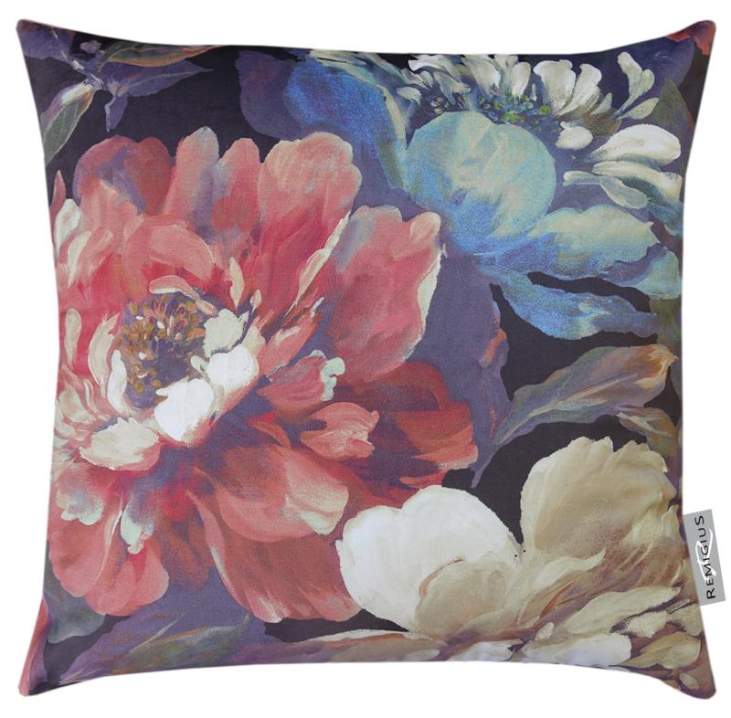 240 Pillow Velvet Secret Oasis 50x50