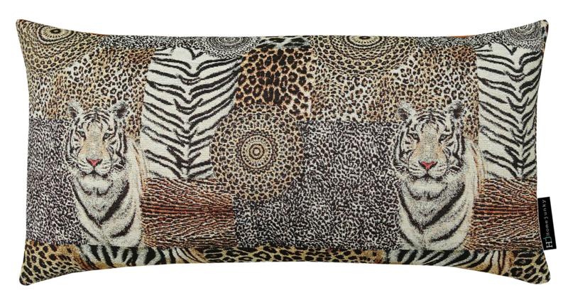 356 African tiger medium gobelin 70x35