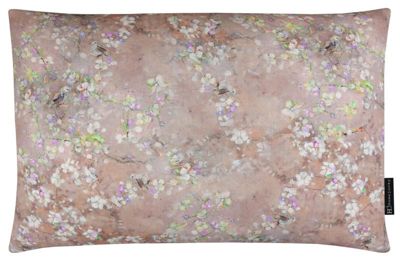 327 Pillow Birdy Lin pink 60x40