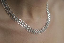 Collier 'Gourmet de Luxe' zilver