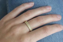 Ring Vintage goud