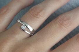 Verlovingsring Leonie