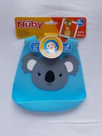 Nuby Silicone Slab - Koala